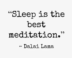 sleep-is-the-best-meditation-dalai-lama-quotes